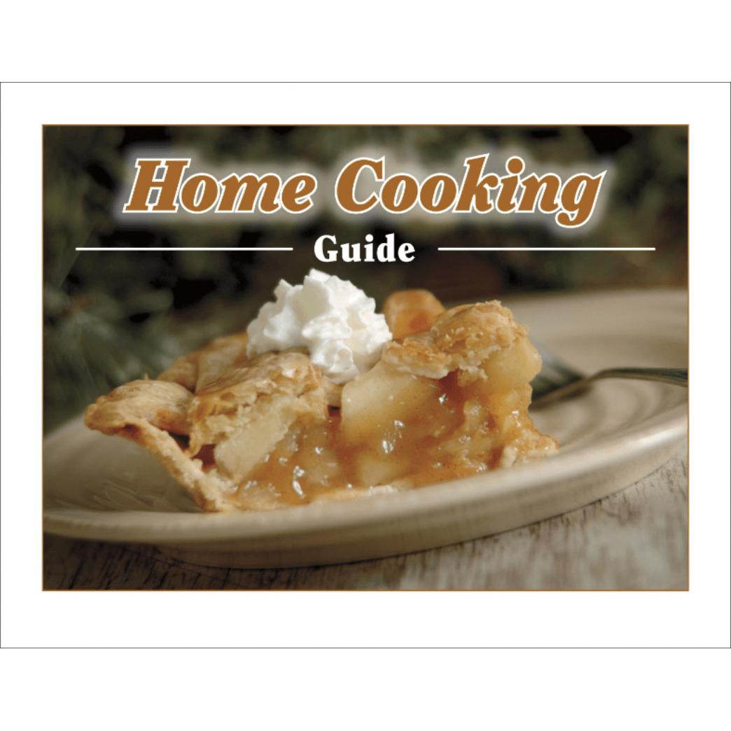 Promotional 2019 Home Cooking Guide Pocket Calendars with ...