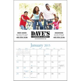 Custom Home Hints Calendar