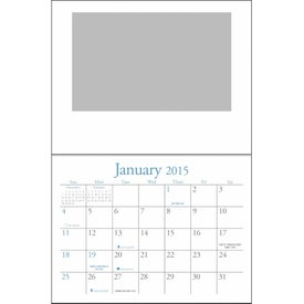 Home Hints Calendar with Your Slogan