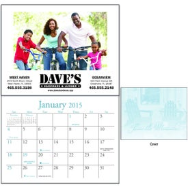 Home Hints Calendar Branded with Your Logo