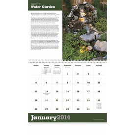 Advertising Home Improvement Tips - Calendar