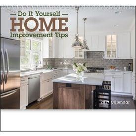Printed Home Improvement Tips - Calendar