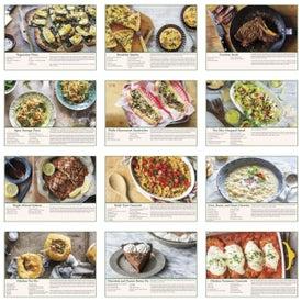Home Recipes Calendar for Your Church