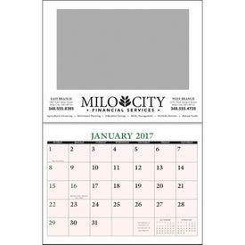 Custom Home Recipes Calendar