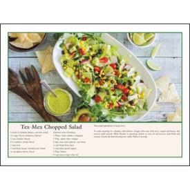 Imprinted Home Recipes Calendar