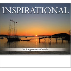 Inspirational Stapled Wall Calendar Giveaways