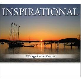 Inspirational Stapled Wall Calendar Giveaways