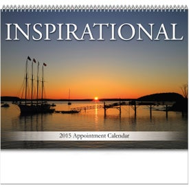 Advertising Inspirations Spiral Bound Calendar