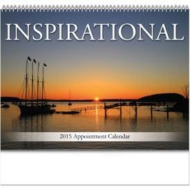 Advertising Inspirations Spiral Bound Calendar