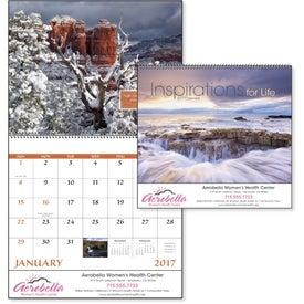 Custom Inspirations for Life Spiral Calendar