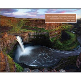 Inspirations for Life Spiral Calendar for Customization