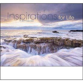 Inspirations for Life Stapled Calendar for your School