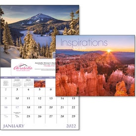 Inspirations for Life Window Calendar (2021)
