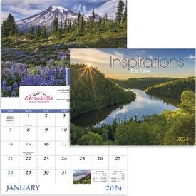 Inspirations for Life Window Calendar (2017)