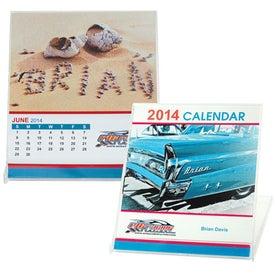 Jewel Case Calendar for Promotion