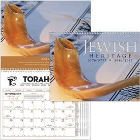 Company Jewish Heritage Executive Calendar