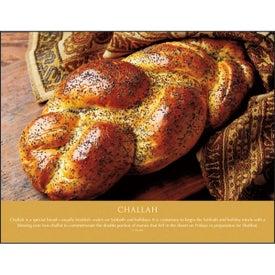 Jewish Heritage Executive Calendar with Your Slogan