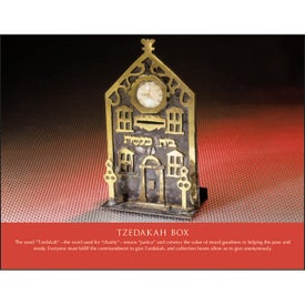 Branded Jewish Heritage Executive Calendar