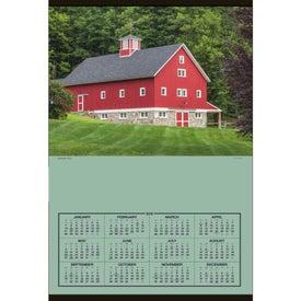 Promotional Jumbo Hanger Calendar
