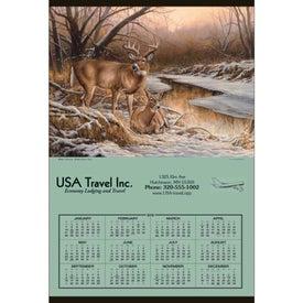 Branded Jumbo Hanger Calendar