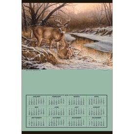 Customized Jumbo Hanger Calendar