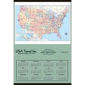 Jumbo Hanger Calendar Giveaways