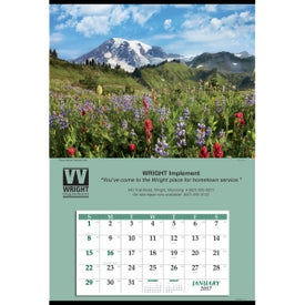Jumbo Hanger Calendar for Marketing