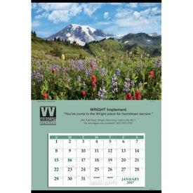Jumbo Hanger Calendar for Marketing