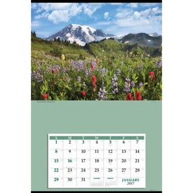 Printed Jumbo Hanger Calendar