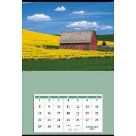 Advertising Jumbo Hanger Calendar