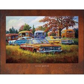 Junkyard Classics Calendar by Dale Klee Giveaways