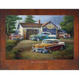 Junkyard Classics Calendar by Dale Klee for Customization