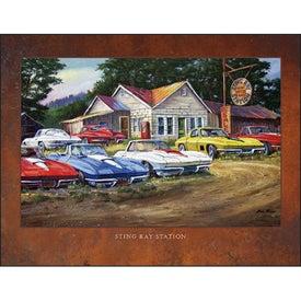 Company Junkyard Classics Calendar by Dale Klee