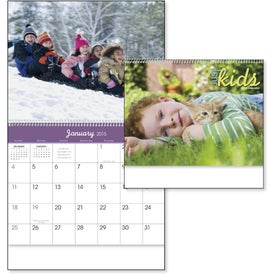 Just Kids Appointment Calendar for Advertising