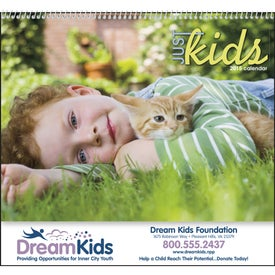 Just Kids Appointment Calendar (2014)