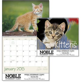 Kittens 12 Month Appointment Calendar for your School