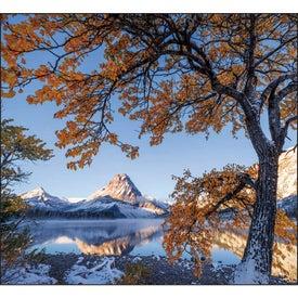 Landscapes of America Mini Calendar, English for Your Organization