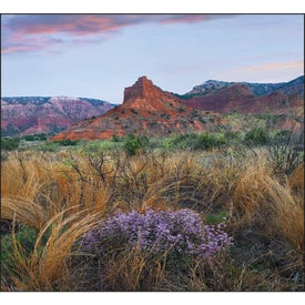 Landscapes of America Mini Calendar, English with Your Logo