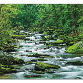 Personalized Landscapes of America Mini Calendar, English