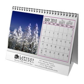 Landscapes of America Desktop Flip Calendar
