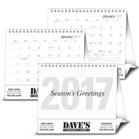 Large Econo Desk Calendar for Your Organization