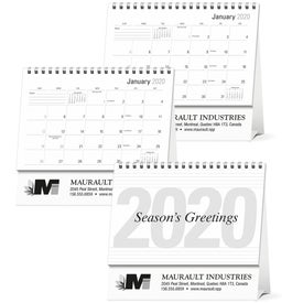 Large Econo Desk Calendar (2020)