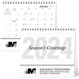 Large Econo Desk Calendar for Promotion