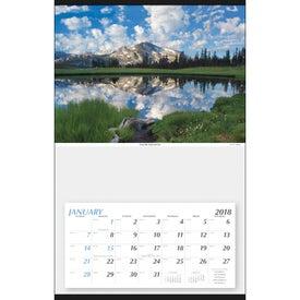 Large Hanger Calendar for Customization