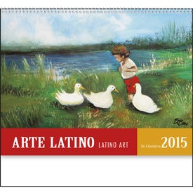 Latino Art Appointment Calendar
