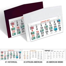 Promotional Legacy Desk Calendar