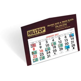Legacy Desk Calendar Printed with Your Logo