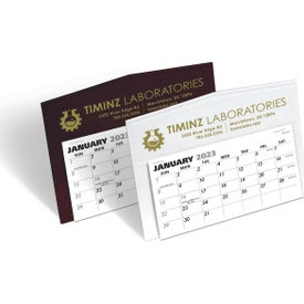 Legacy Desk Calendar for Advertising