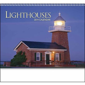 Personalized Lighthouses Appointment Calendar