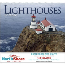Lighthouses Appointment Calendar (2020)